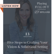 Episode 13 Goal Setting