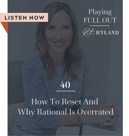 How to Reset and Why Rational Is Overrated
