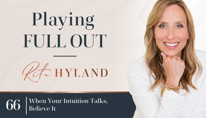 When Your Intuition Talks, Believe It