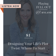 designing-your-lifes-plot-twist